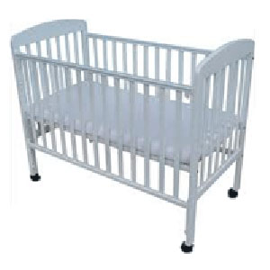 ANGELCOT SDB879 Baby Cot - Display Unit!