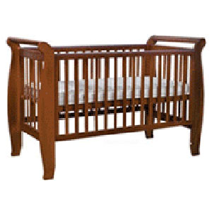 BJ COLLECTIONS Costa 4 In 1 Cot Bed - Display Unit!